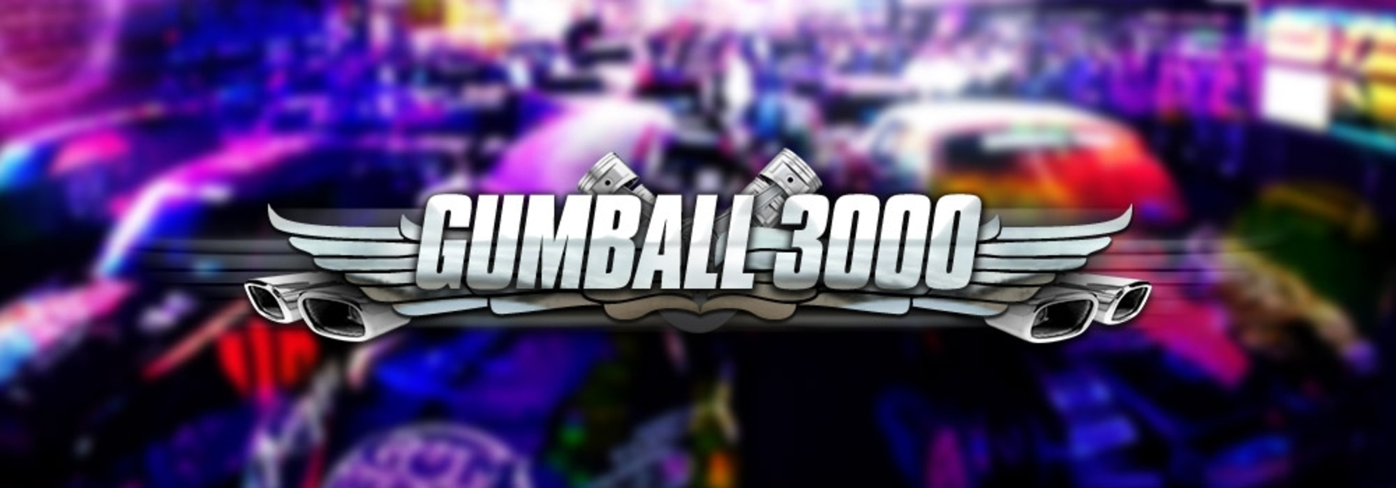 The Gumball 3000 Online Slot Demo Game by Playn GO