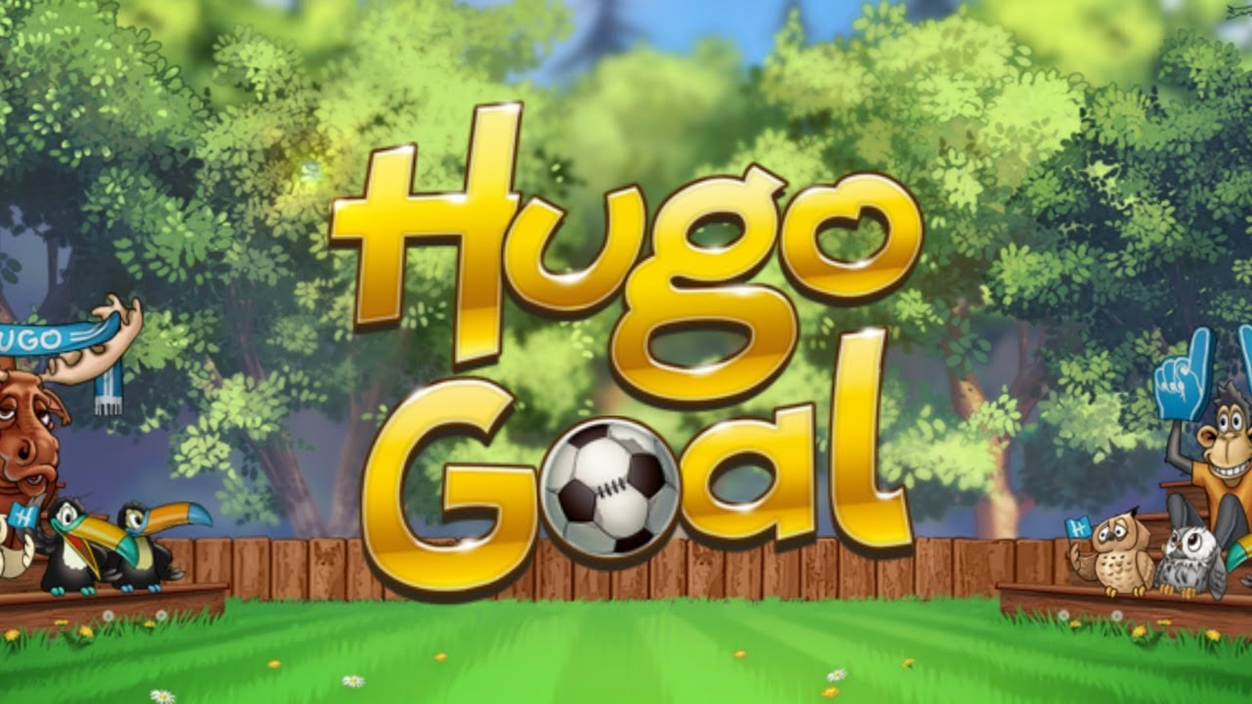 The Hugo Goal Online Slot Demo Game by Playn GO