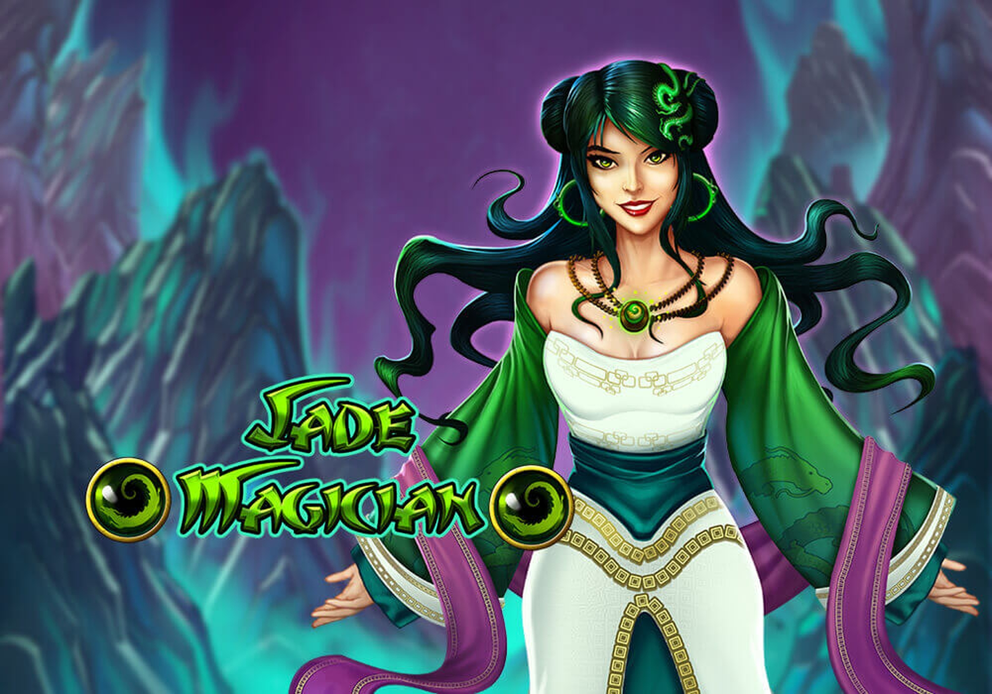 The Jade Magician Online Slot Demo Game by Playn GO