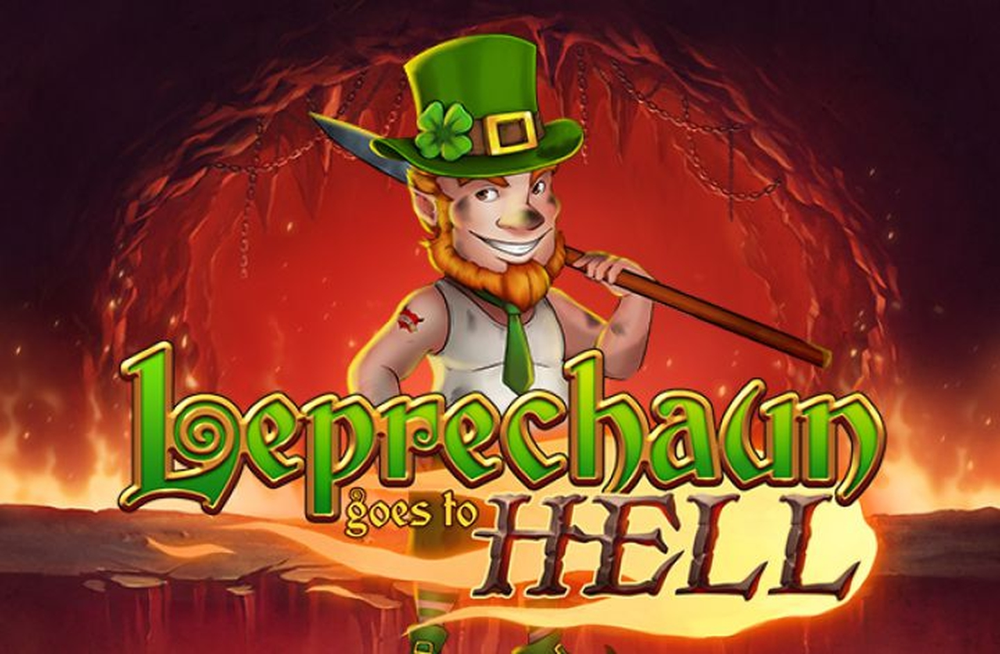 The Leprechaun goes to Hell Online Slot Demo Game by Playn GO