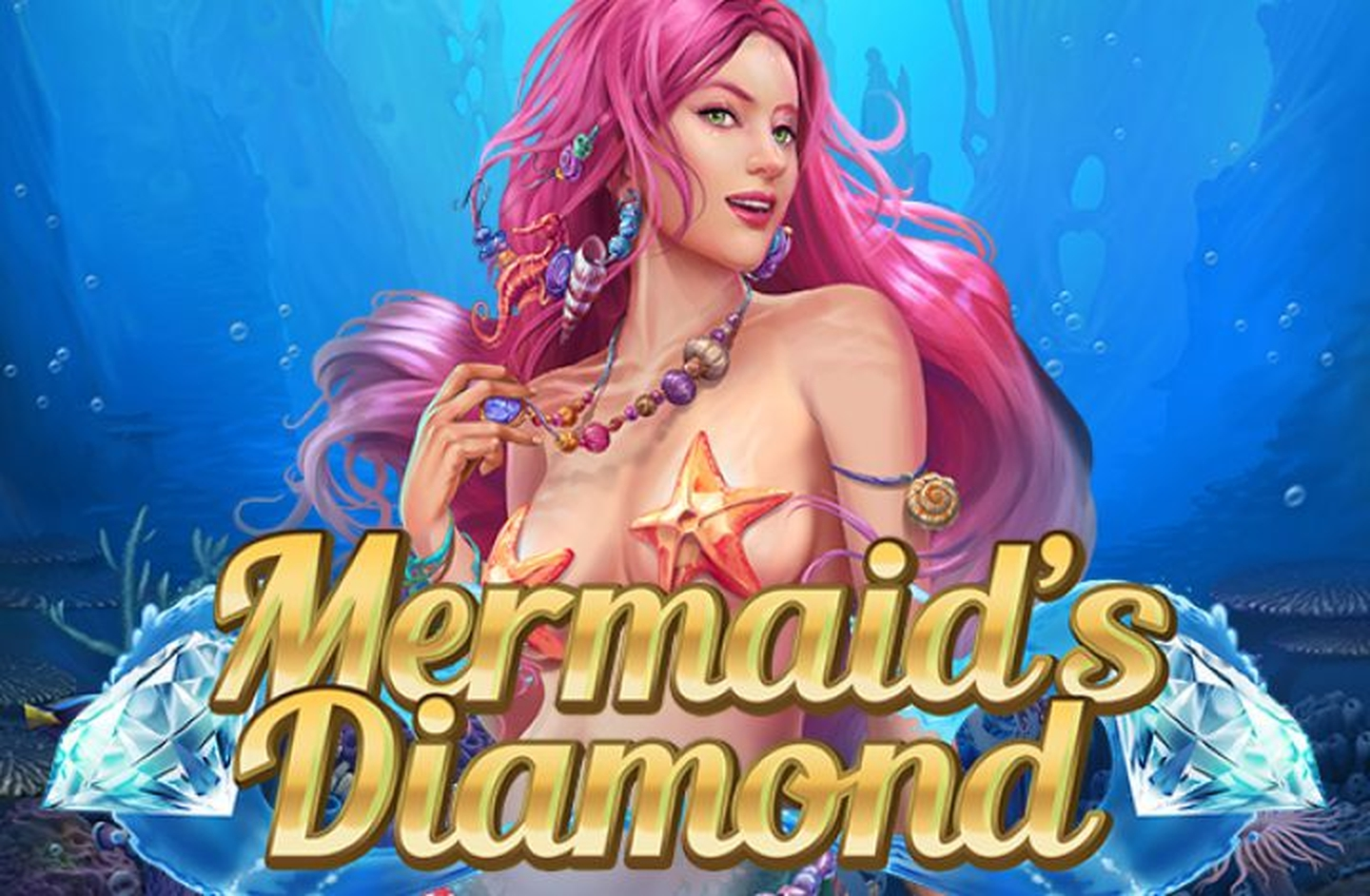 The Mermaid's Diamond Online Slot Demo Game by Playn GO