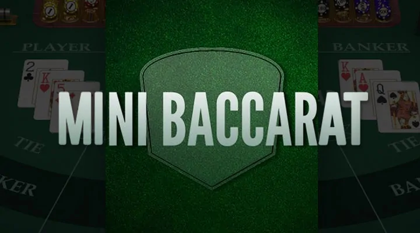The Mini Baccarat (Play'n Go) Online Slot Demo Game by Play'n Go