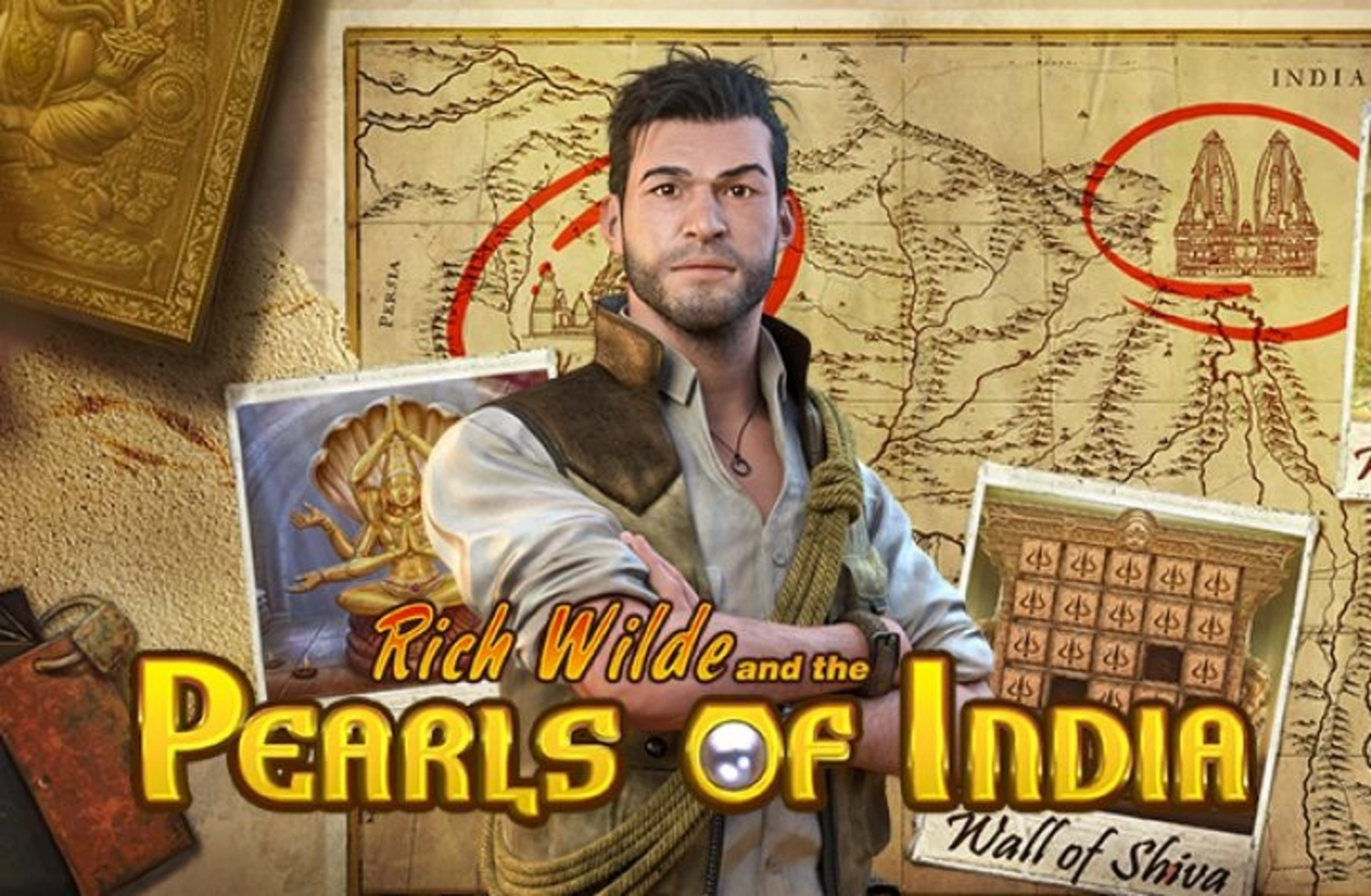 The Pearls of India Online Slot Demo Game by Play'n Go