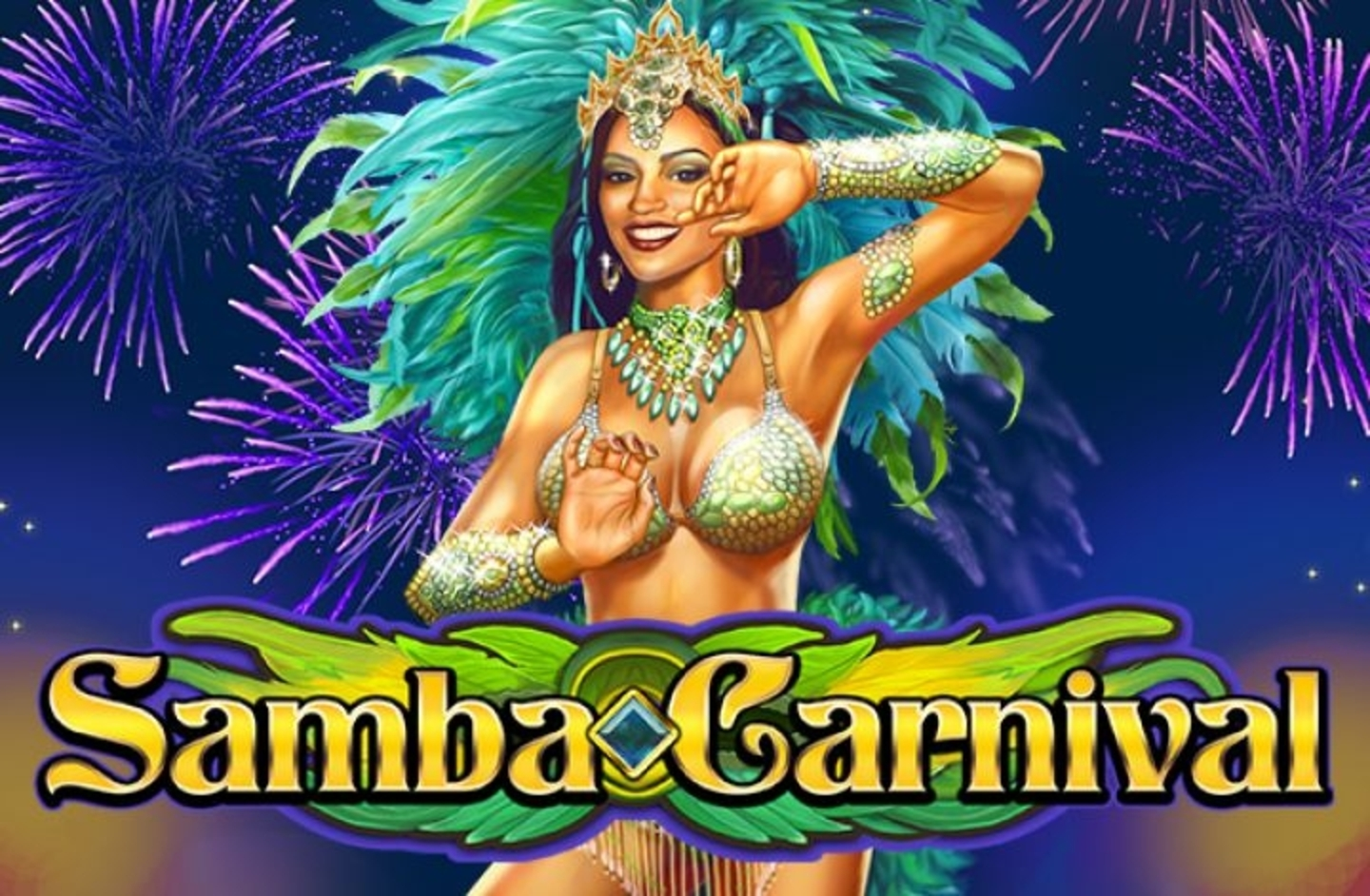 The Samba Carnival Online Slot Demo Game by Playn GO