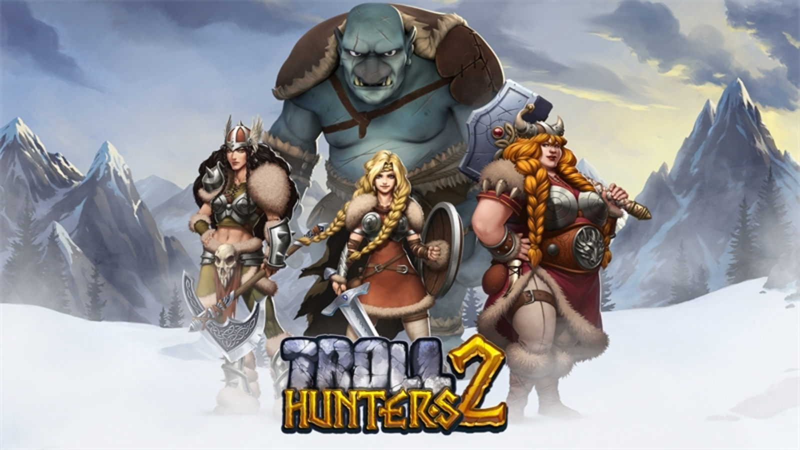 The Troll Hunters Online Slot Demo Game by Play'n Go