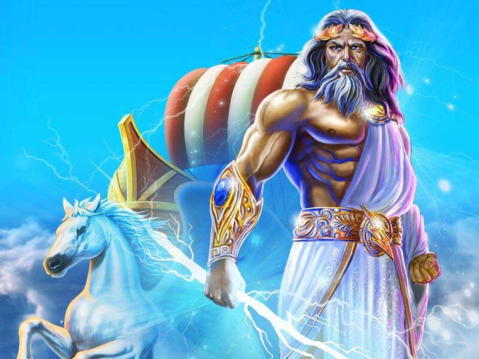 The Age of the Gods Online Slot Demo Game by Playtech