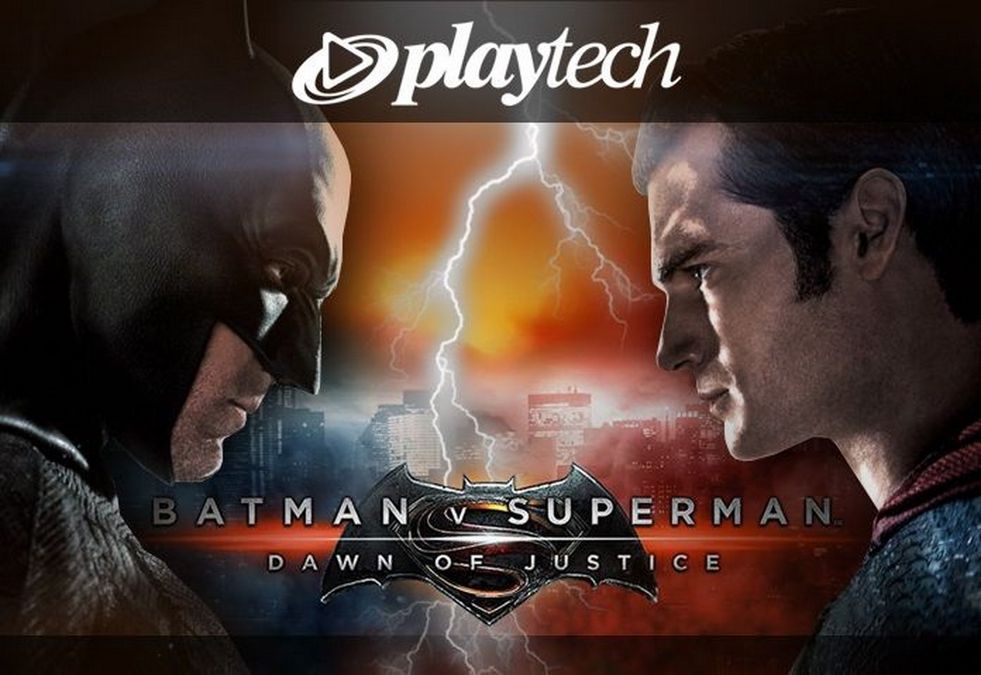 The Batman v Superman Dawn of Justice Online Slot Demo Game by Playtech