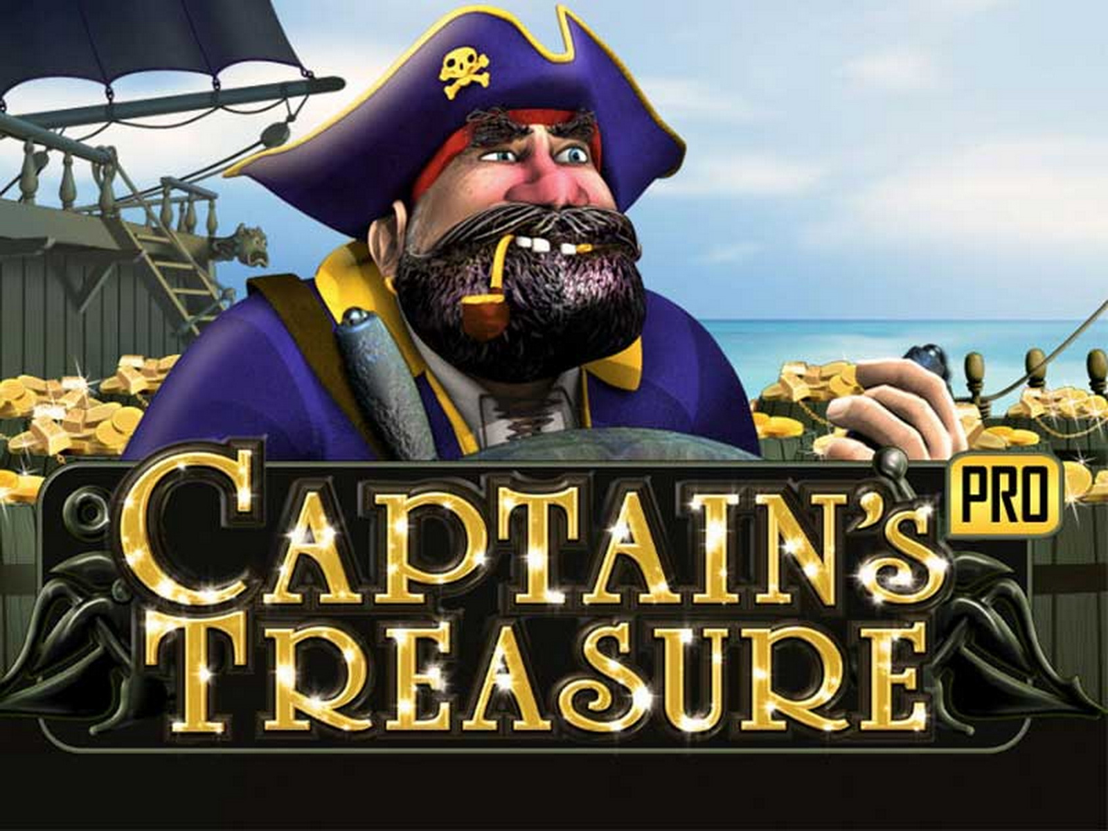 The Captain's Treasure (Playtech) Online Slot Demo Game by Playtech
