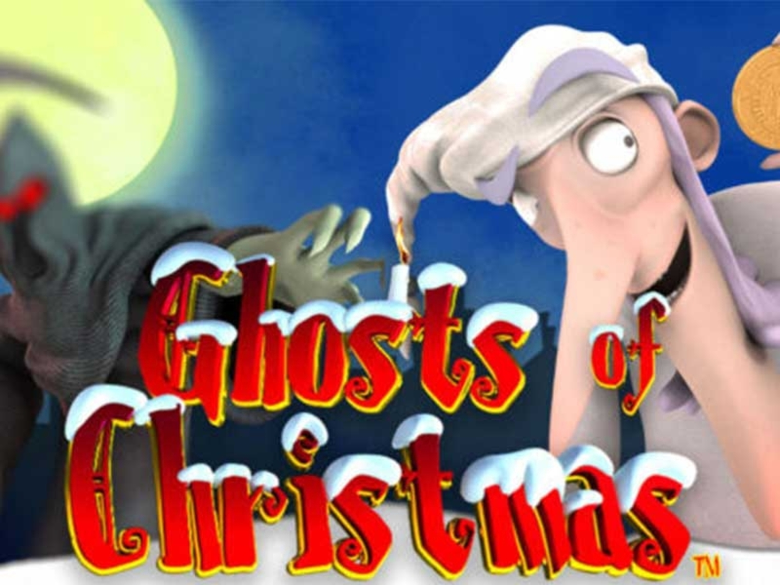 The Ghosts Of Christmas Online Slot Demo Game by Playtech
