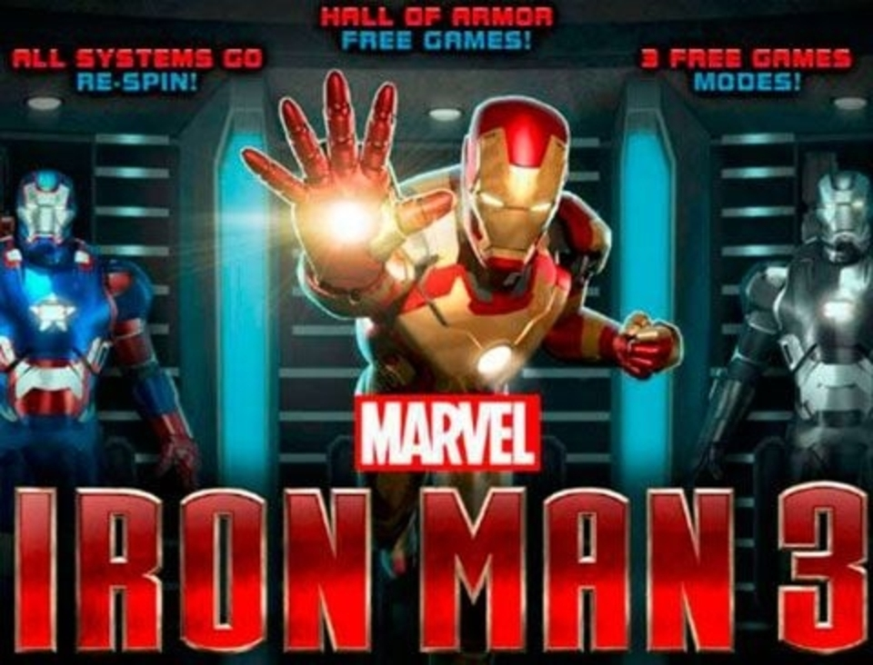 The Iron Man 3 Online Slot Demo Game by Playtech