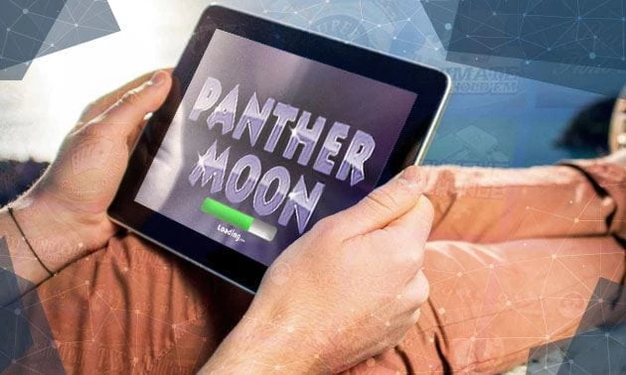 The Panther Moon Online Slot Demo Game by Playtech