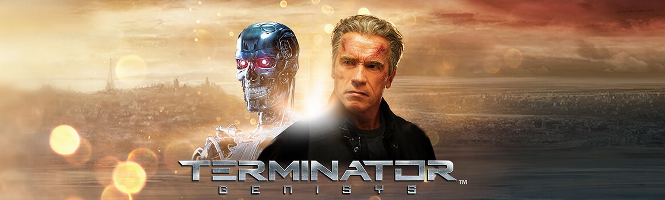 The Terminator Genisys Online Slot Demo Game by Playtech