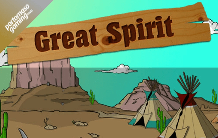 The Great Spirit (9) Online Slot Demo Game by Portomaso Gaming