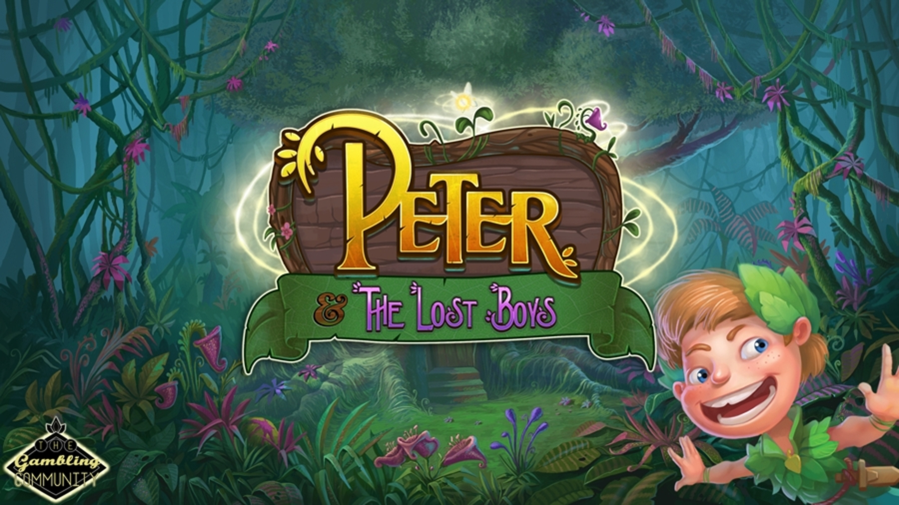 The Peter & the Lost Boys Online Slot Demo Game by Push Gaming