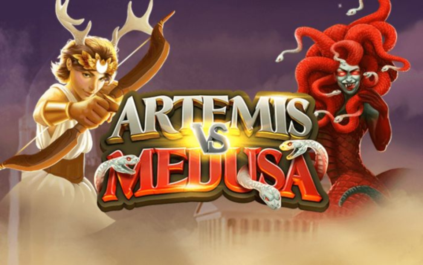 The Artemis vs Medusa Online Slot Demo Game by Quickspin