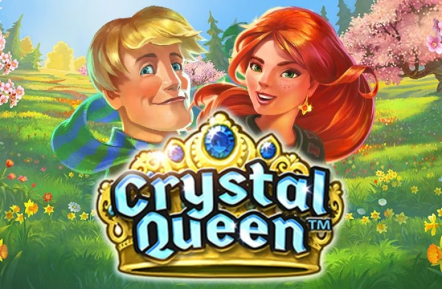 The Crystal Queen Online Slot Demo Game by Quickspin