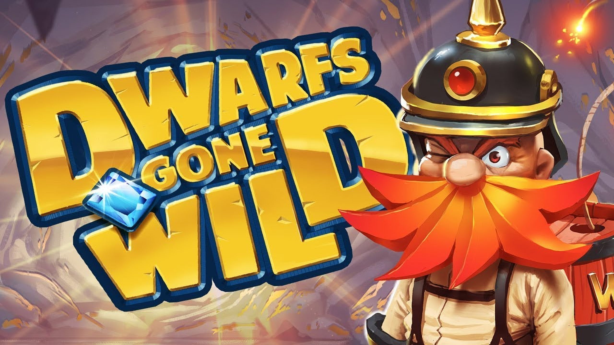 The Dwarfs Gone Wild Online Slot Demo Game by Quickspin