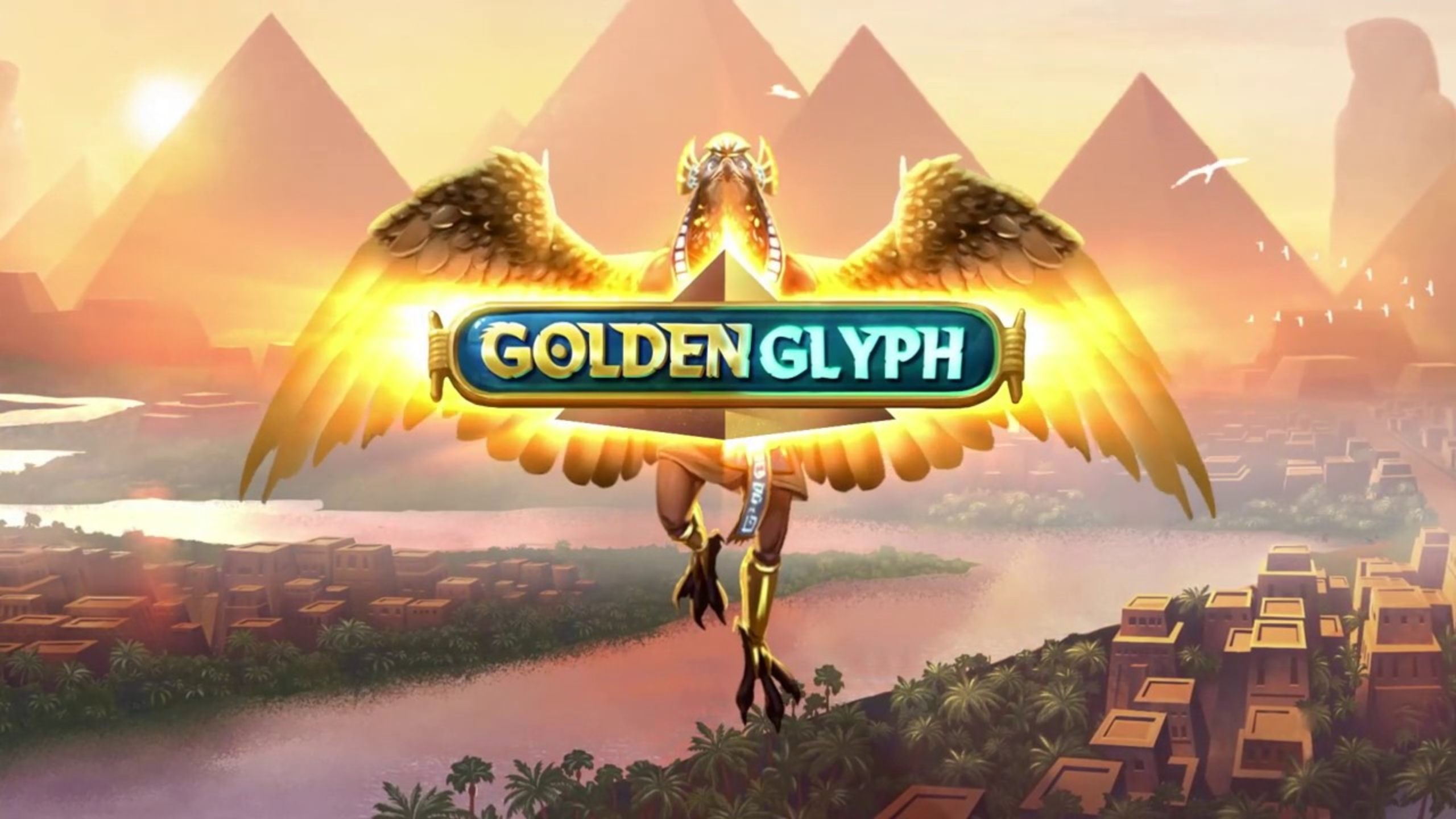 The Golden Glyph Online Slot Demo Game by Quickspin