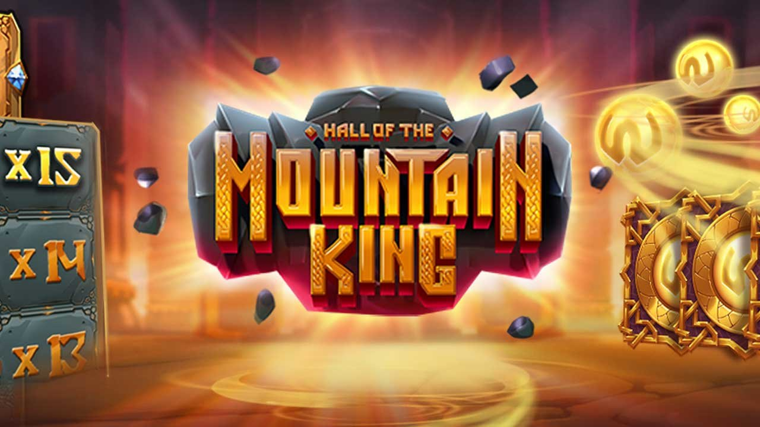 The Hall of the Mountain King Online Slot Demo Game by Quickspin