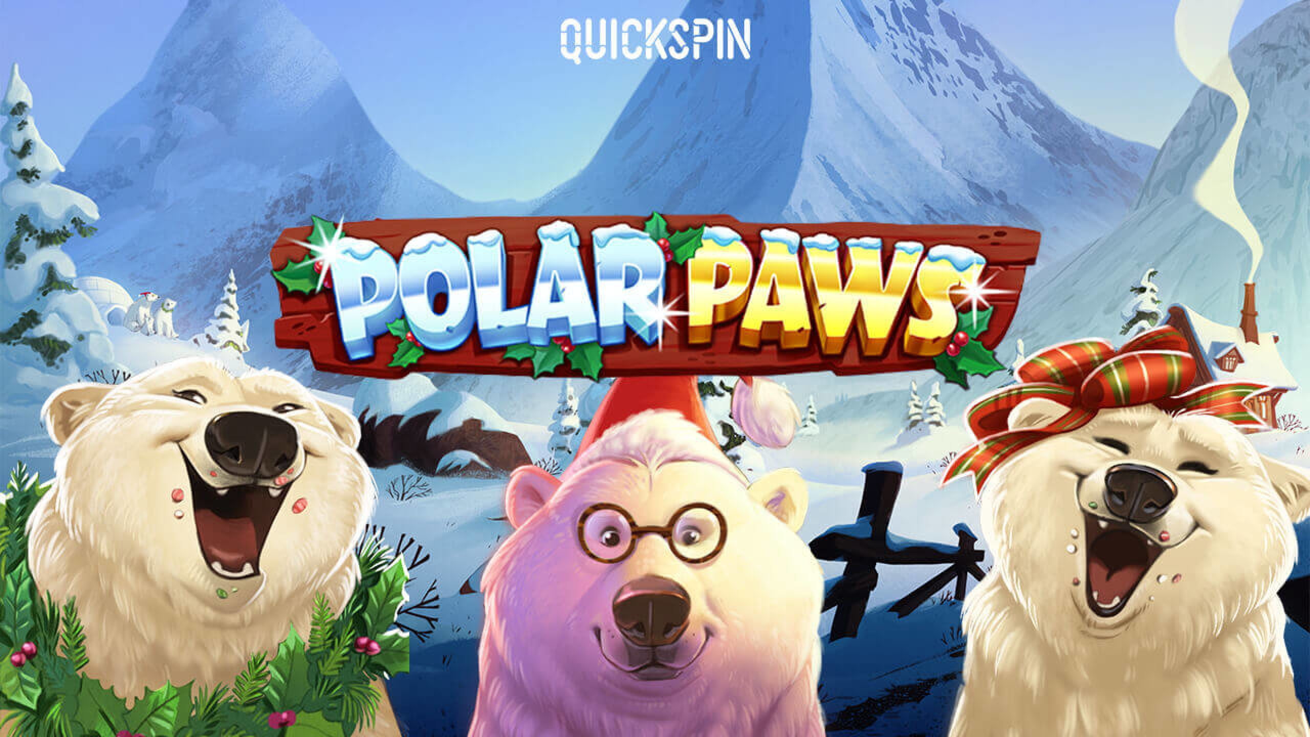 The Polar Paws Online Slot Demo Game by Quickspin