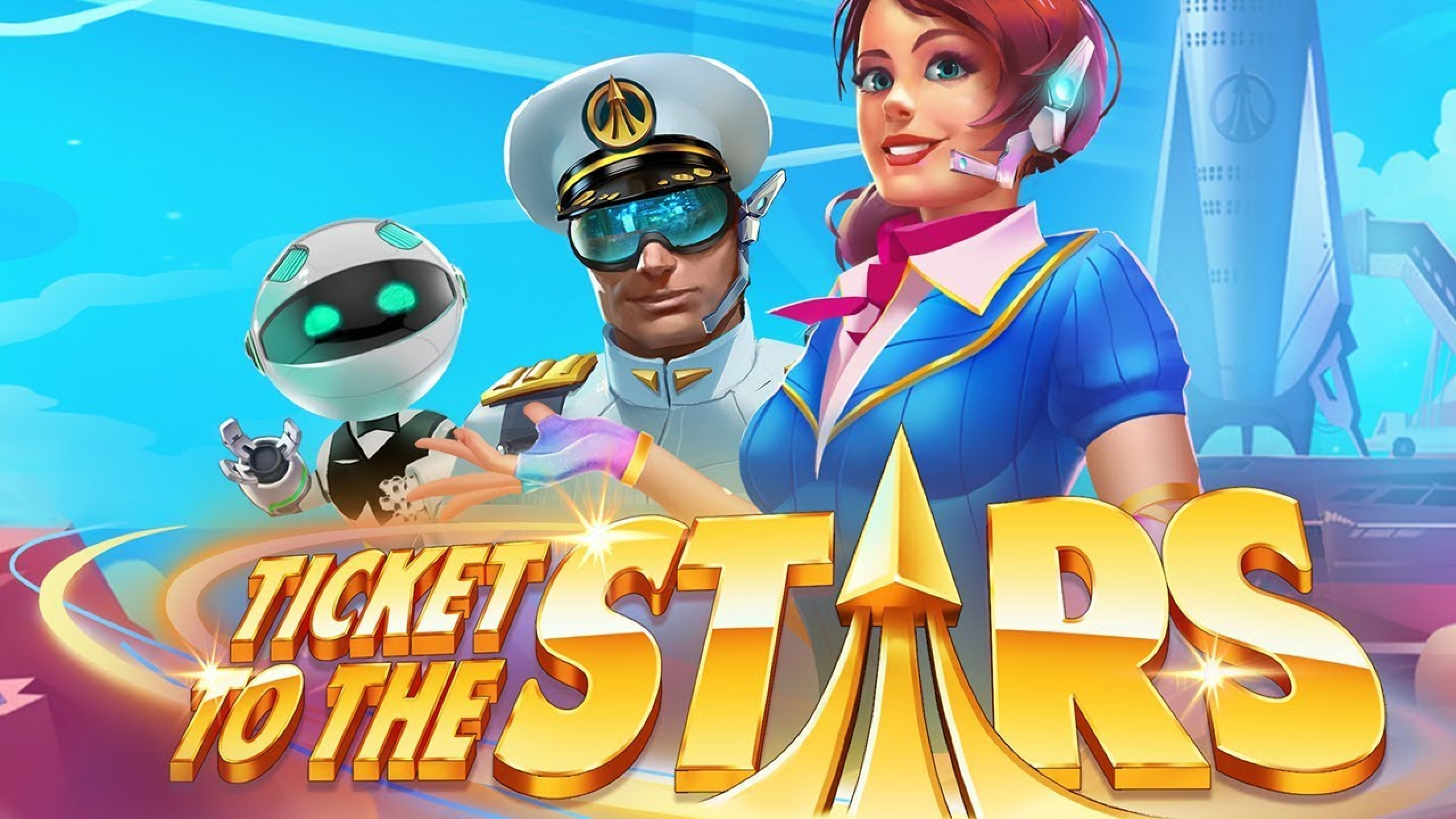 The Ticket to the Stars Online Slot Demo Game by Quickspin
