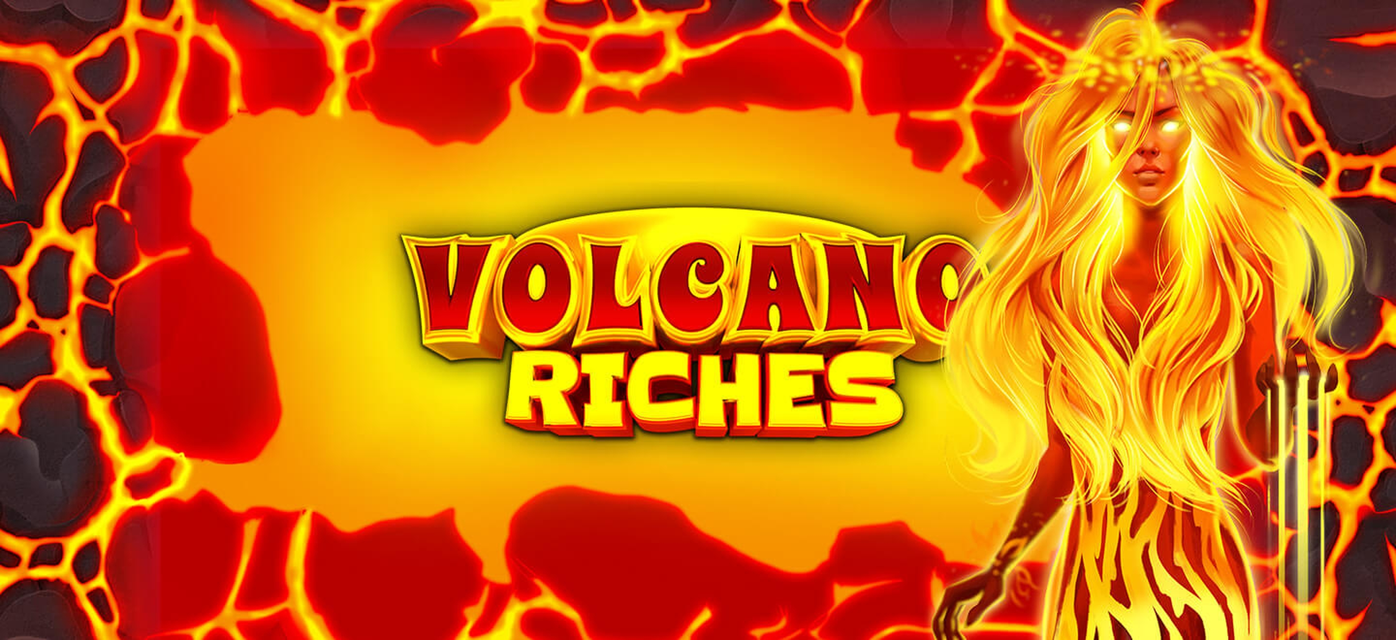 The Volcano Riches Online Slot Demo Game by Quickspin