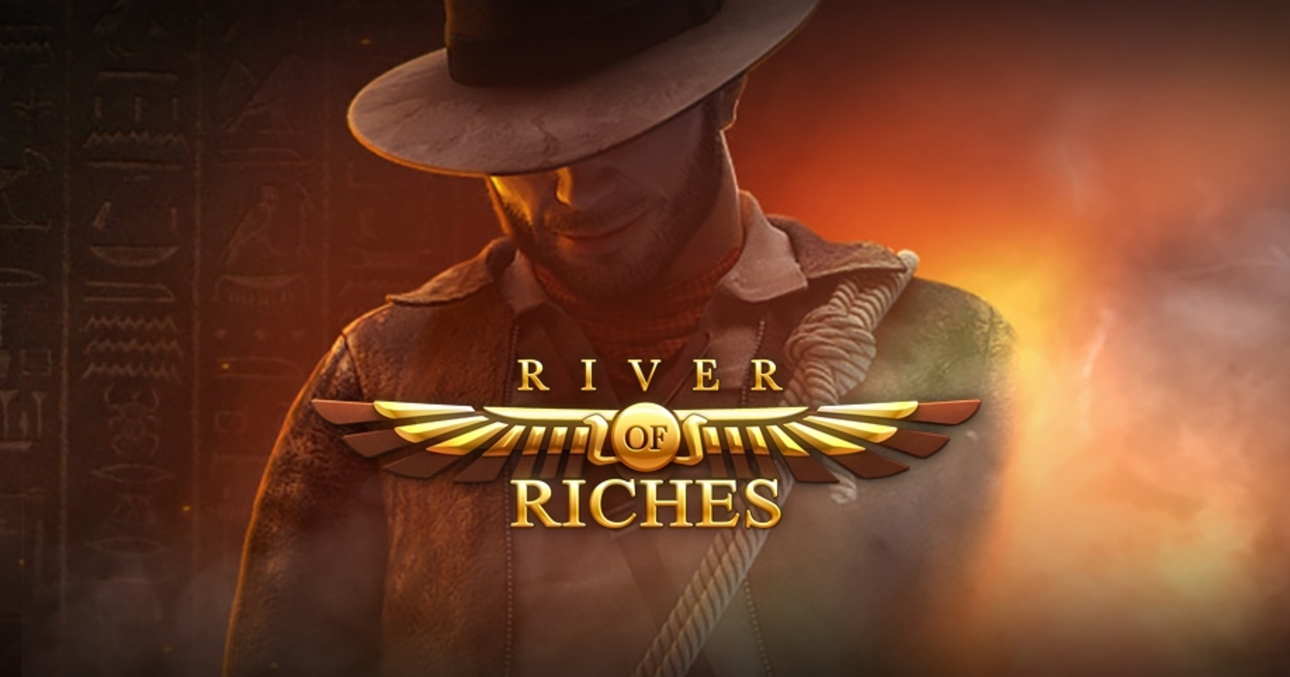 The River of Riches Online Slot Demo Game by Rabcat