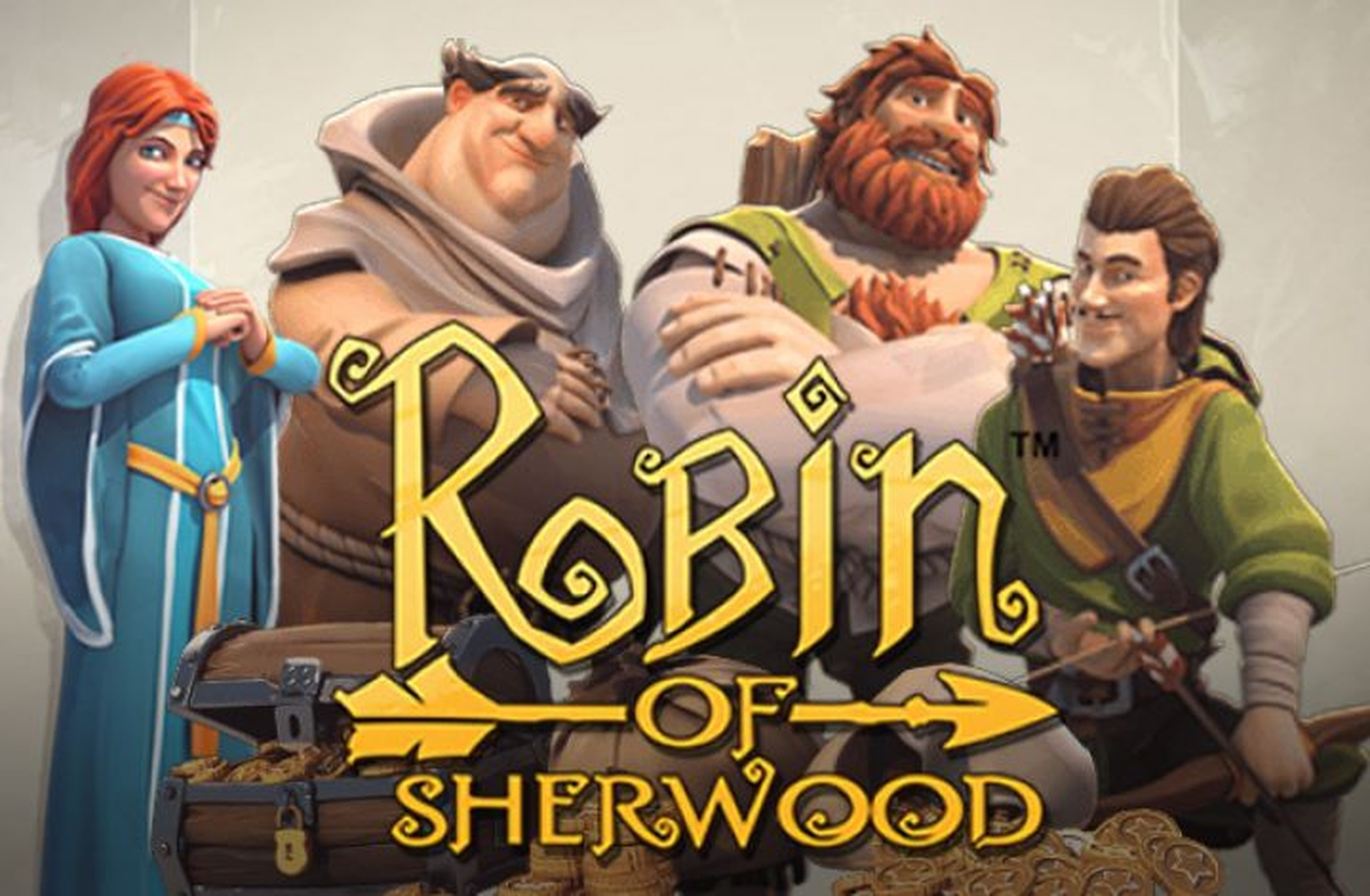 The Robin of sherwood (Rabcat) Online Slot Demo Game by Rabcat
