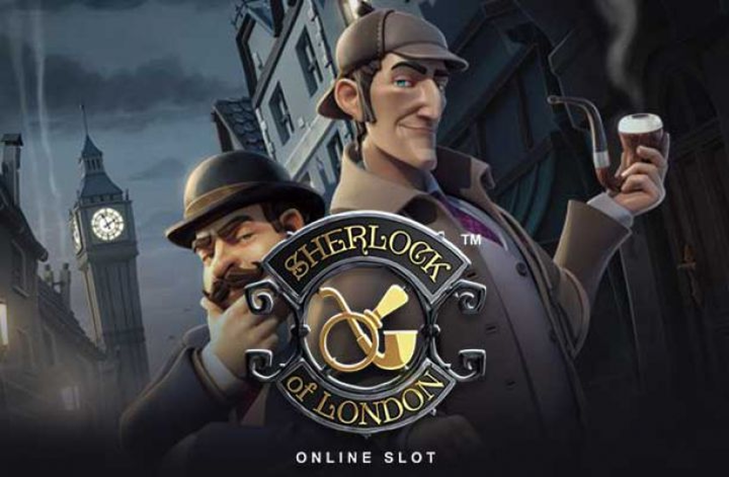 The Sherlock of London Online Slot Demo Game by Rabcat