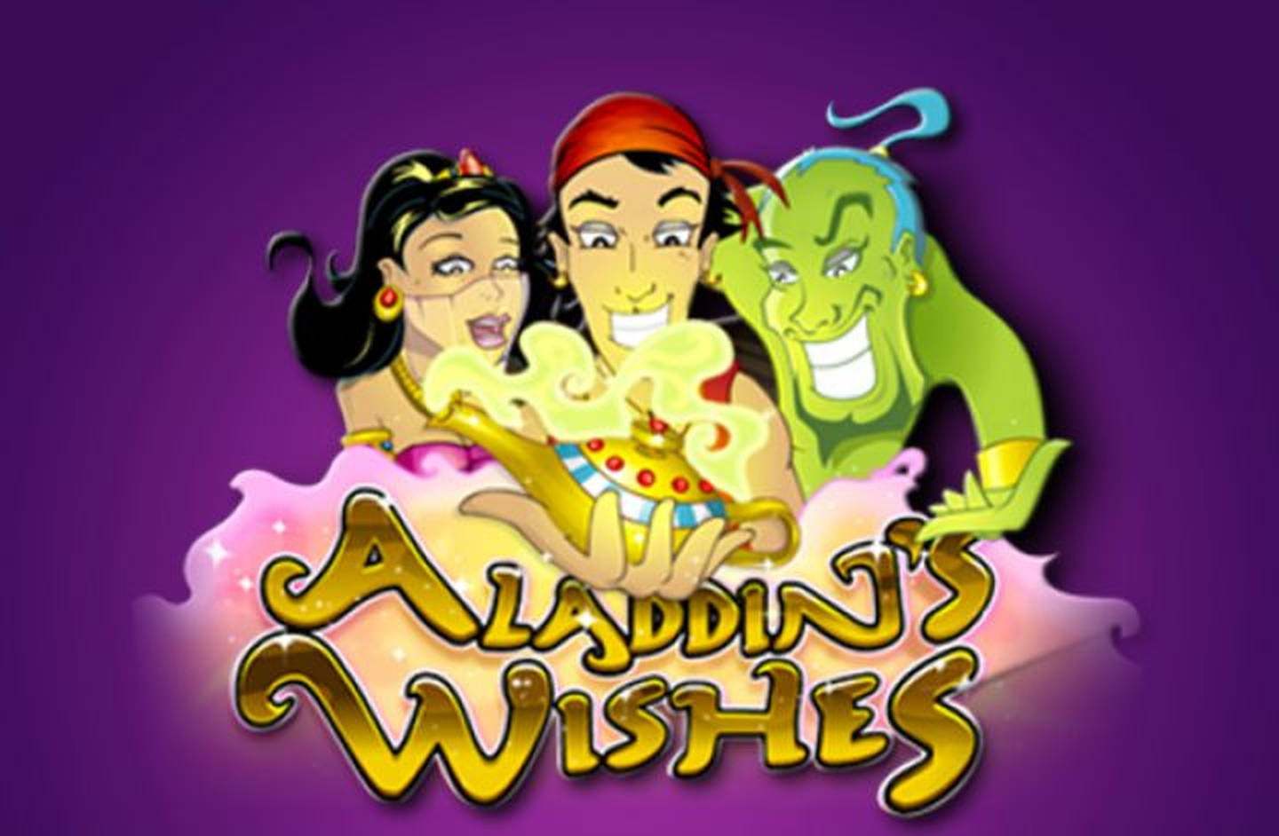 The Aladdin's wishes Online Slot Demo Game by Real Time Gaming