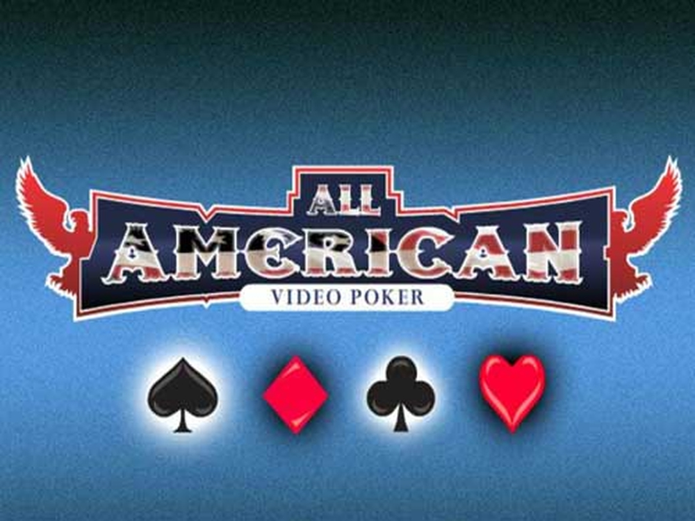 The All American Poker (RTG) Online Slot Demo Game by Real Time Gaming