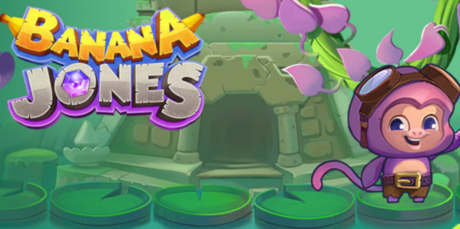 The Banana Jones Online Slot Demo Game by Real Time Gaming
