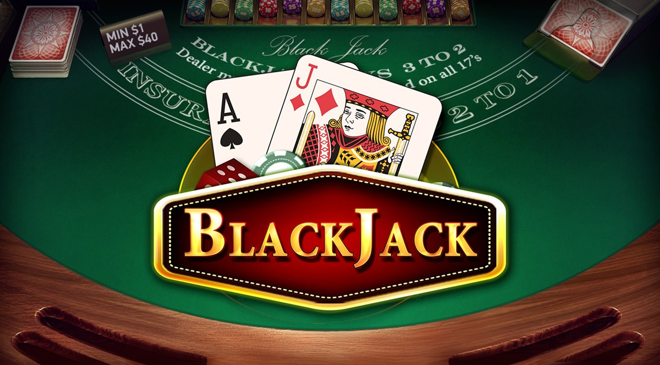 The Blackjack (RTG) Online Slot Demo Game by Real Time Gaming