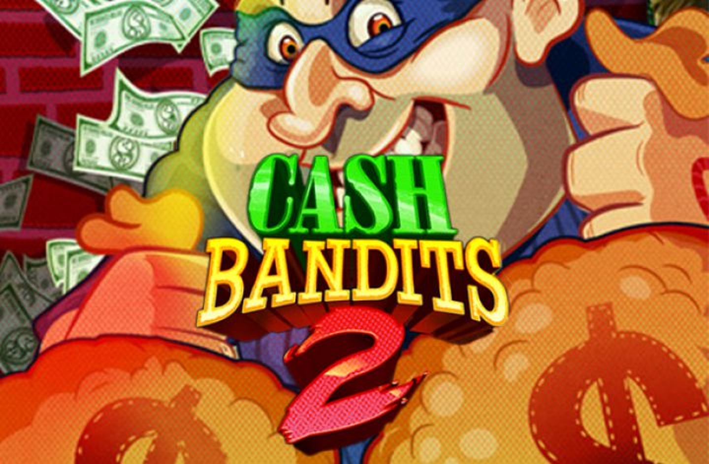 The Cash Bandits 2 Online Slot Demo Game by Real Time Gaming