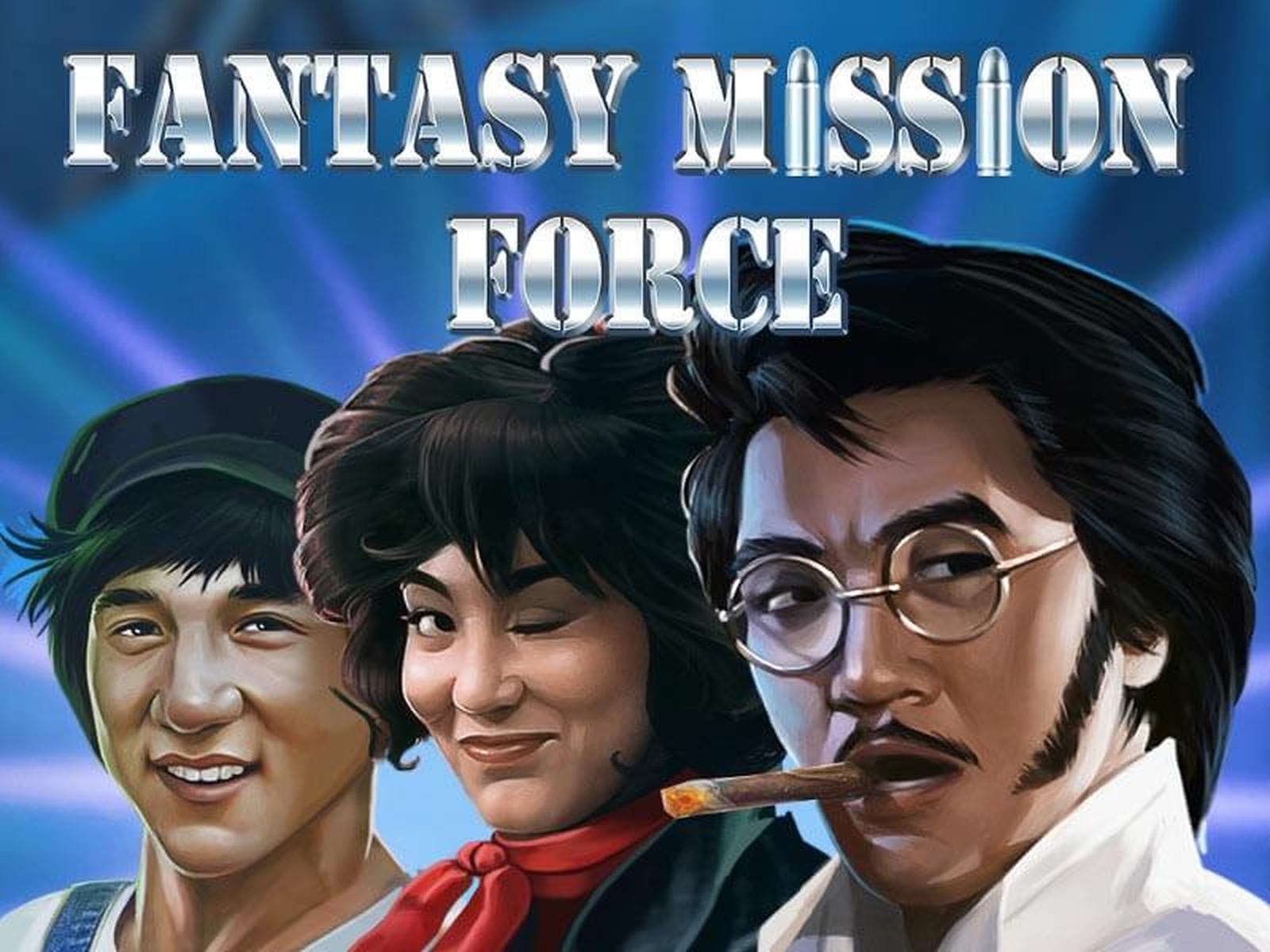 The Fantasy Mission Force Online Slot Demo Game by Real Time Gaming