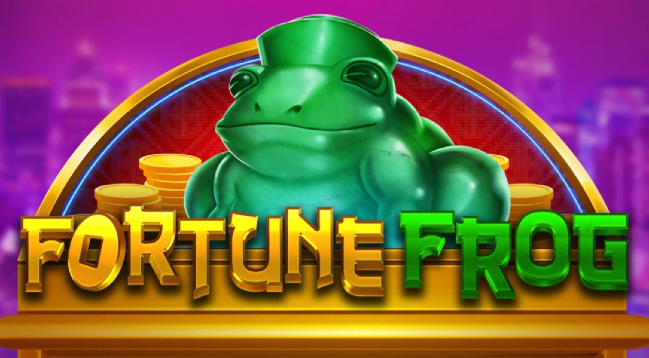 The Fortune Frog (RTG) Online Slot Demo Game by Real Time Gaming