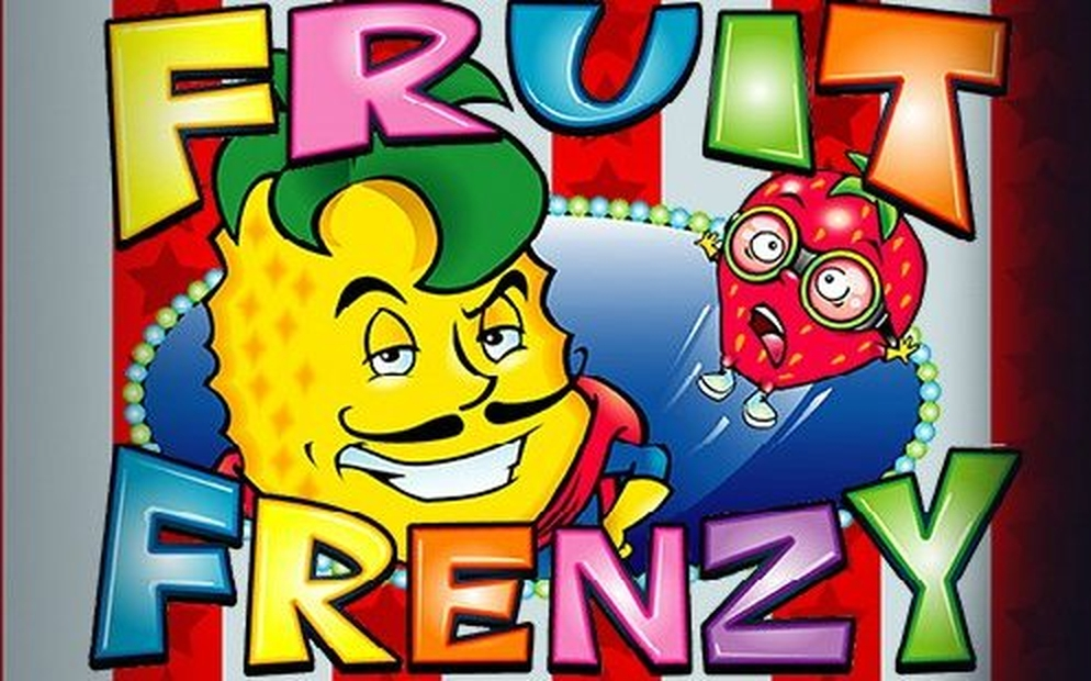 The Fruit Frenzy Online Slot Demo Game by Real Time Gaming