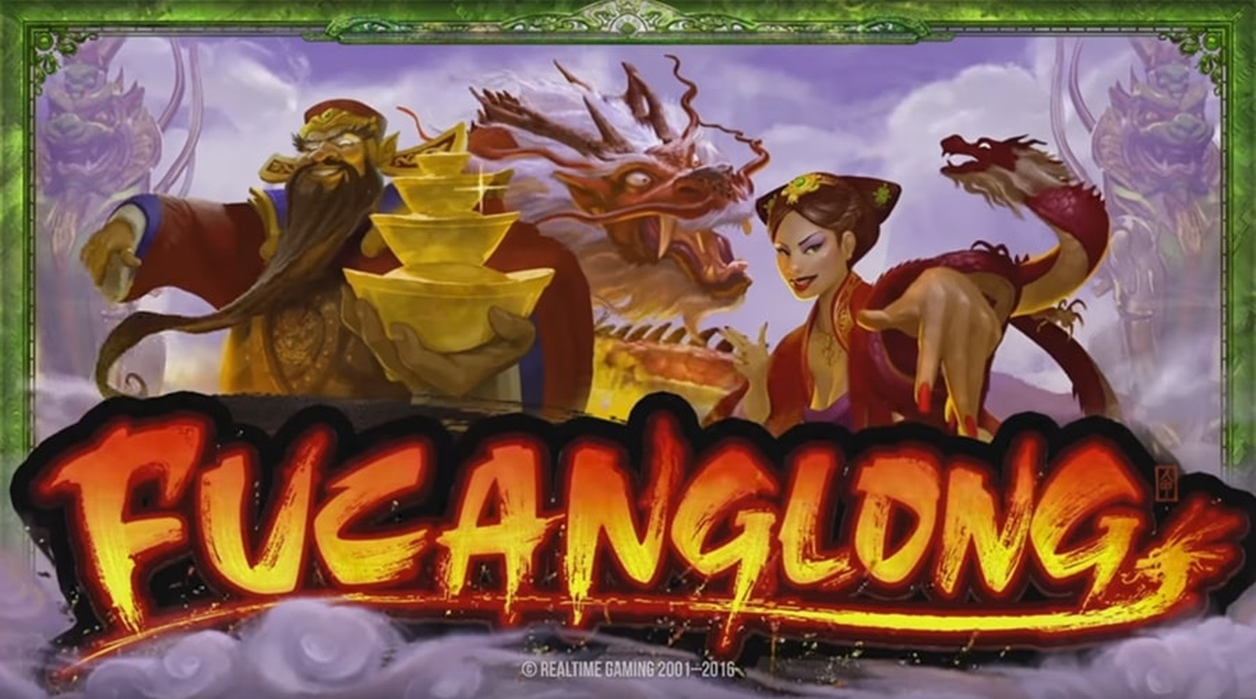 The Fucanglong Online Slot Demo Game by RTG