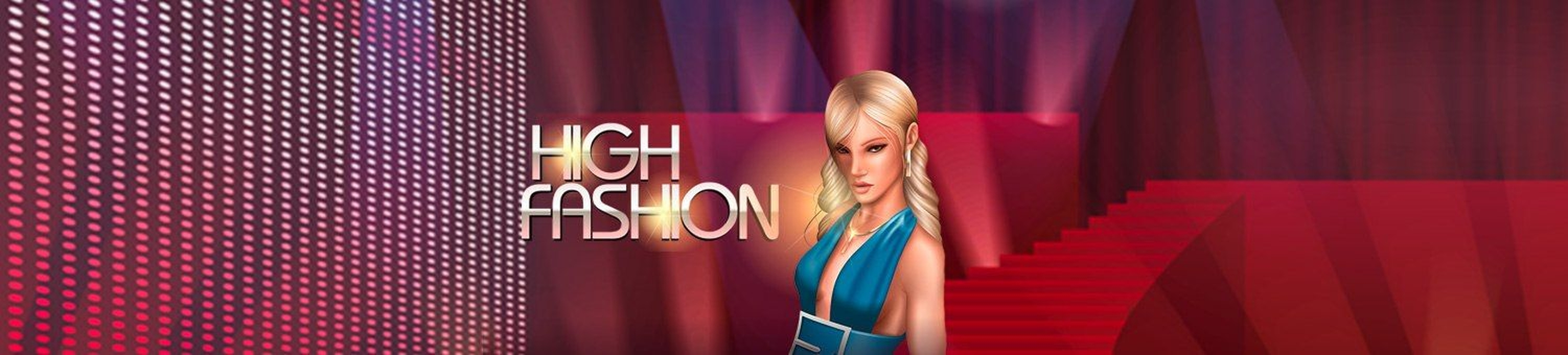 The High Fashion Online Slot Demo Game by Real Time Gaming