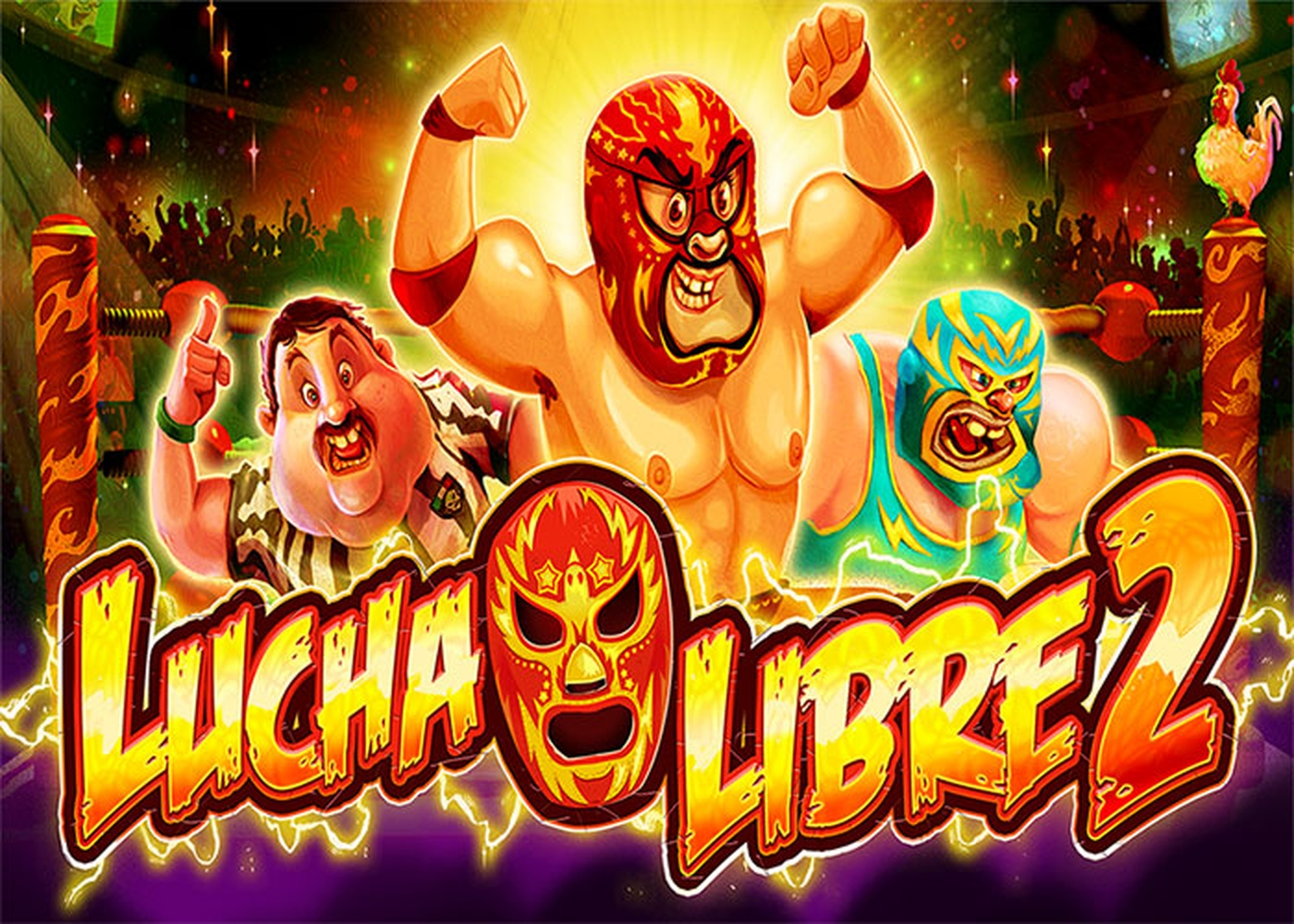 The Lucha Libre 2 Online Slot Demo Game by Real Time Gaming