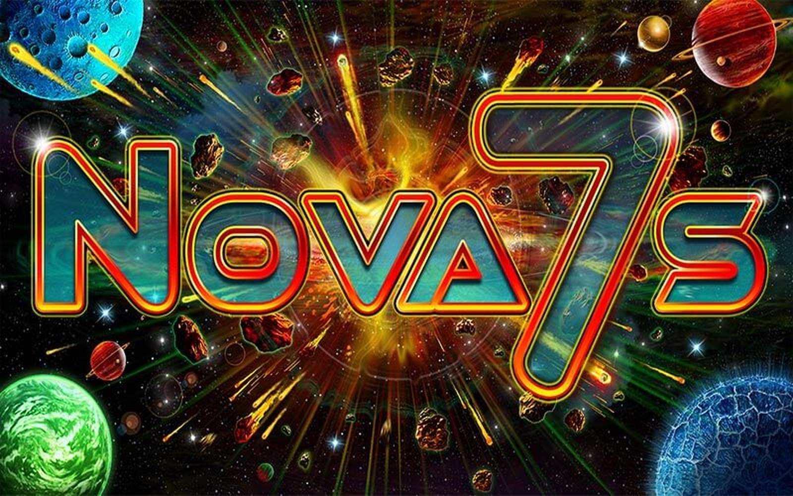 The Nova 7's Online Slot Demo Game by Real Time Gaming