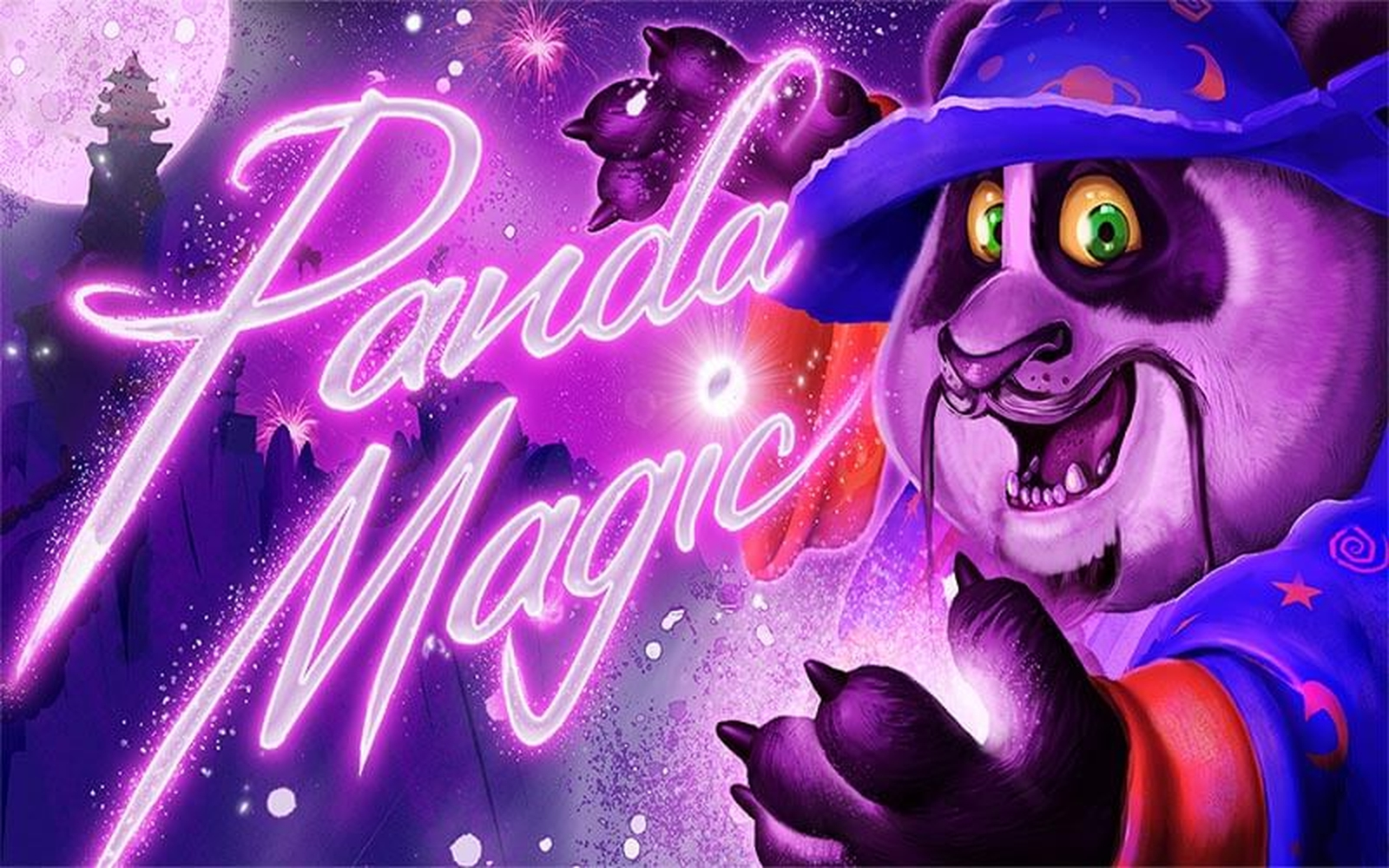 The Panda Magic Online Slot Demo Game by Real Time Gaming