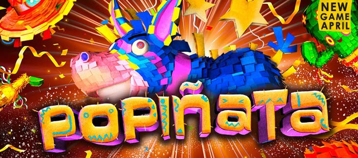 The Popinata Online Slot Demo Game by Real Time Gaming