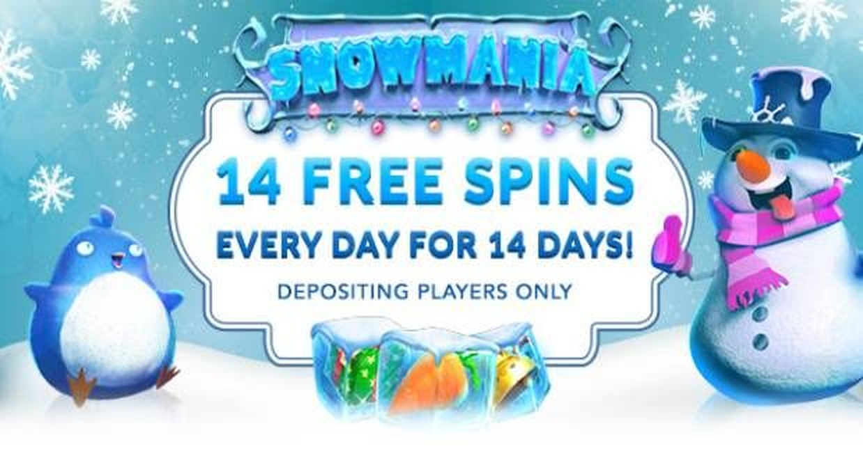 The Snowmania Online Slot Demo Game by Real Time Gaming