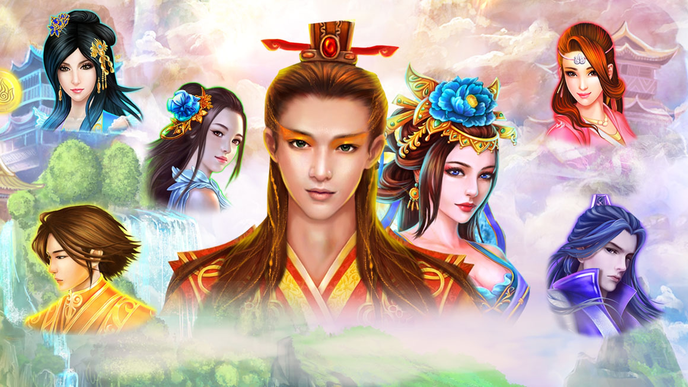 The Tian Di Yuan Su Online Slot Demo Game by Real Time Gaming