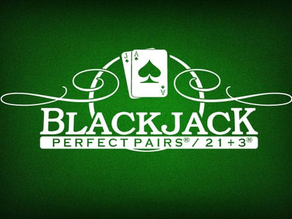 The Blackjack Perfect Pairs / 21+3 Online Slot Demo Game by Realistic Games