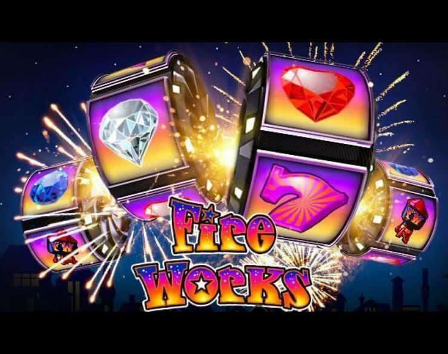 The Fireworks Online Slot Demo Game by Realistic Games