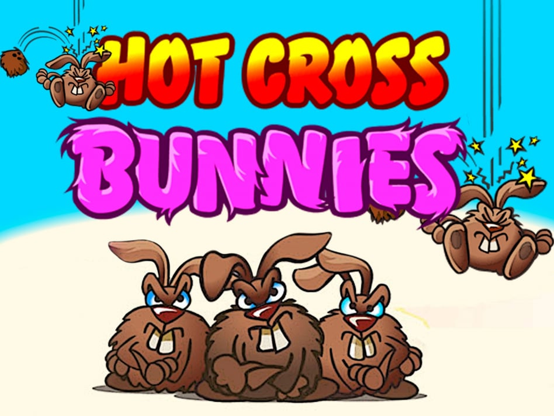 The Hot Cross Bunnies Online Slot Demo Game by Realistic Games