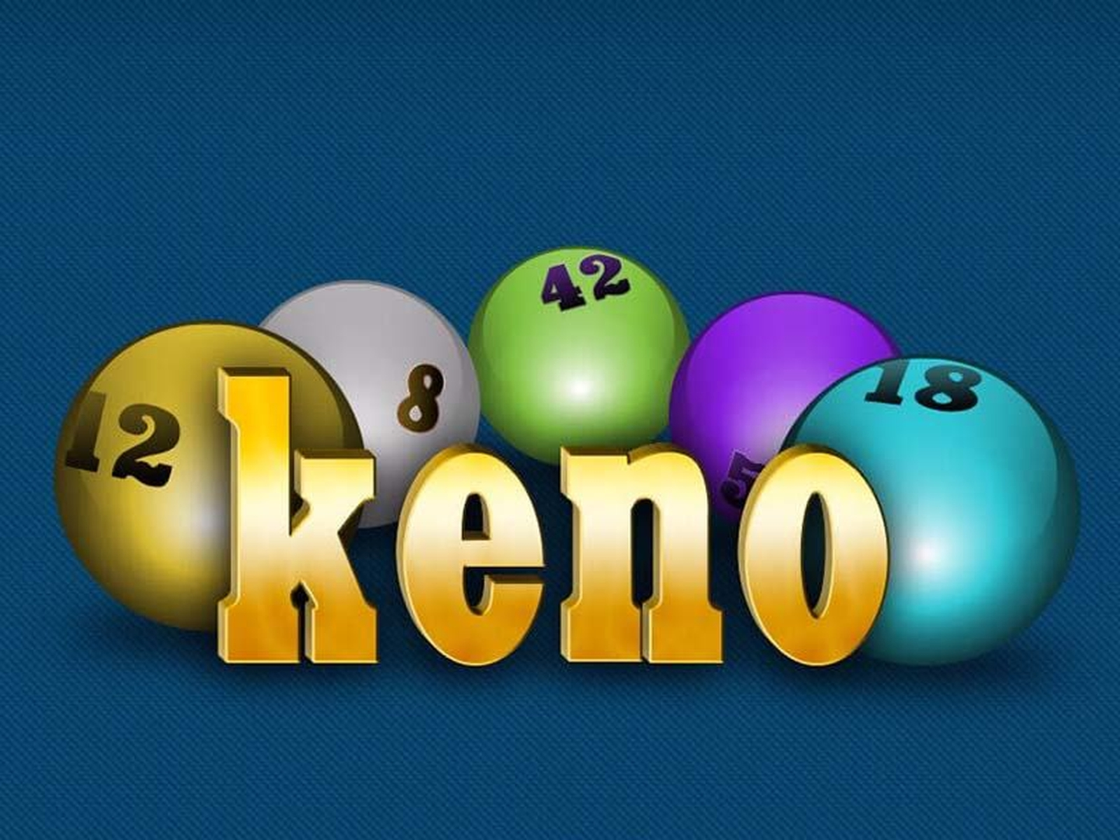 The Keno (Realistic) Online Slot Demo Game by Realistic Games