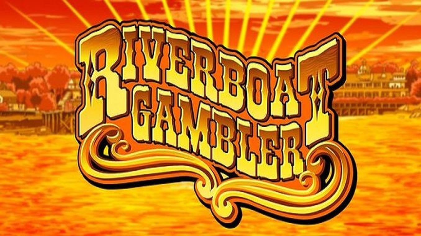 The Riverboat Gambler Online Slot Demo Game by Realistic Games